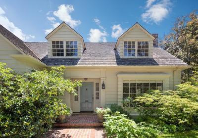 Palo Alto Single Family Home For Sale: 1437 Hamilton Avenue