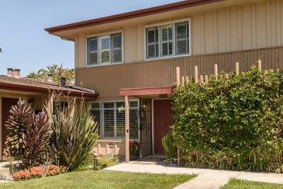 San Mateo Condo/Townhouse Pending Show For Backups: 1543 Day Avenue #A