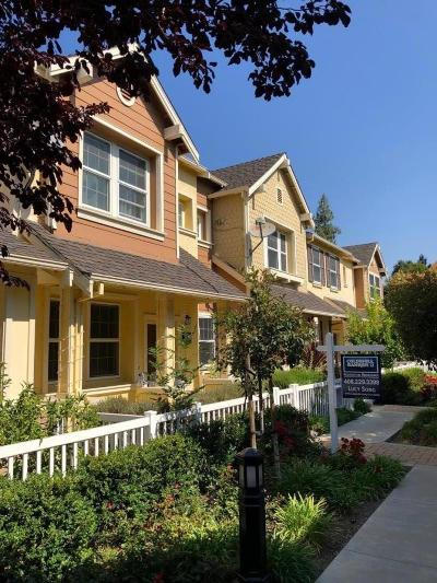 Fremont Condo/Townhouse For Sale: 452 Boulder Ter