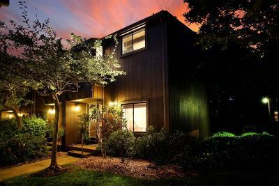 Santa Cruz Condo/Townhouse For Sale: 121 Shelter Lagoon Drive #121