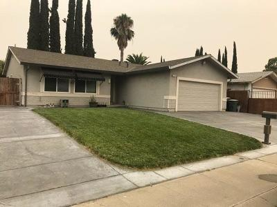 Tracy Single Family Home For Sale: 2220 Martin Road
