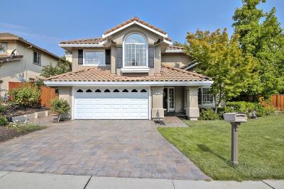 Danville CA Single Family Home For Sale: $1,100,000