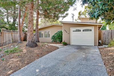 Palo Alto Single Family Home For Sale: 3484 Rambow Drive