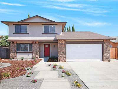 Oakley Single Family Home For Sale: 960 W Cypress Road