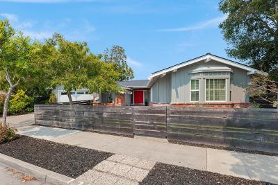 Alameda CA Single Family Home For Sale: $998,000