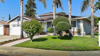 Milpitas Single Family Home For Sale: 184 Smithwood Street