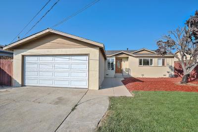 Newark Single Family Home For Sale: 36266 Haley