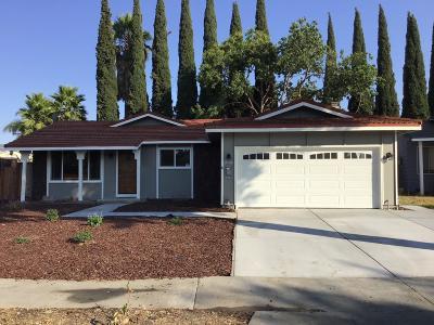 San Jose Single Family Home For Sale: 2988 Almond Drive