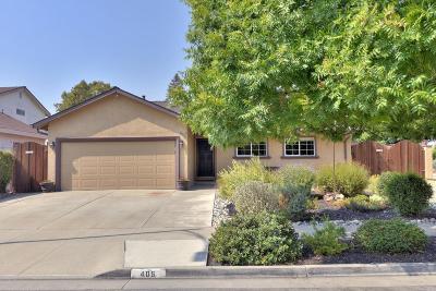 San Jose Single Family Home For Sale: 405 Allegan Circle