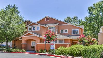 San Ramon Condo/Townhouse For Sale: 1830 Cutter Court