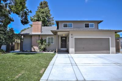 Livermore Single Family Home For Sale: 5262 Irene Way