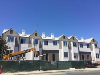 Sunnyvale Condo/Townhouse For Sale: 853 Maria Lane