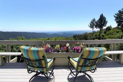 Los Gatos Single Family Home For Sale: 255 Rancho Prieta Road