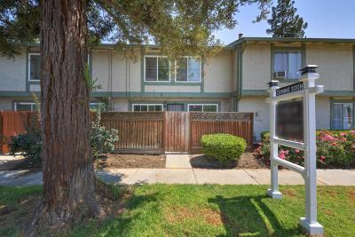 San Jose Condo/Townhouse For Sale: 641 Balfour Drive