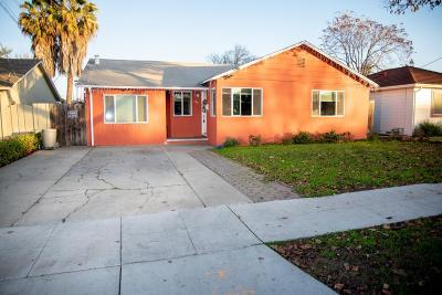 Sunnyvale Single Family Home For Sale: 588 Borregas Avenue