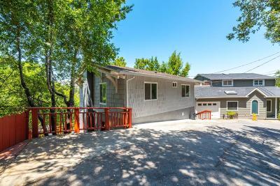 Marin County Single Family Home For Sale: 201 Floribel Avenue