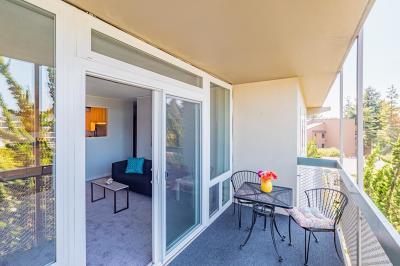 Santa Cruz Condo/Townhouse For Sale: 180 Dakota Avenue #41