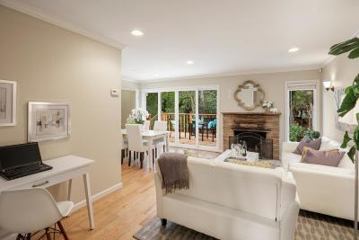San Mateo Single Family Home For Sale: 4000 Fernwood Street