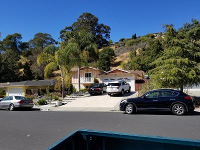 Pinole Single Family Home For Sale: 674 Marlesta Road