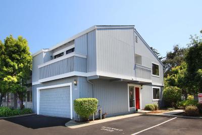 Santa Cruz Condo/Townhouse For Sale: 2911 Leotar Circle