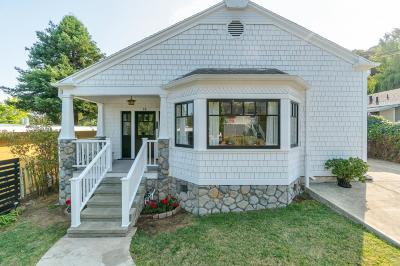 Marin County Single Family Home For Sale: 19 Durham Road