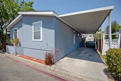 San Jose Mobile Home For Sale: 186 El Bosque Drive