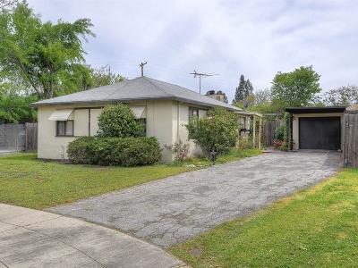 Palo Alto Single Family Home For Sale: 3149 Genevieve Court