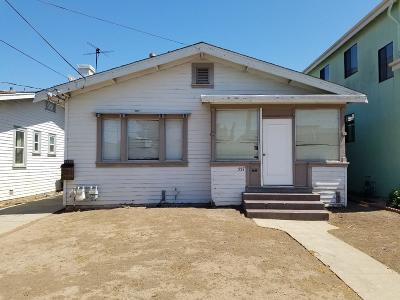 San Mateo Single Family Home For Sale: 527 S Fremont Street