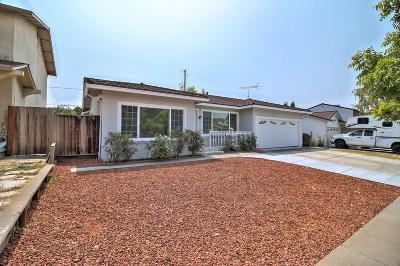 San Jose Single Family Home For Sale: 3314 Floresta Drive