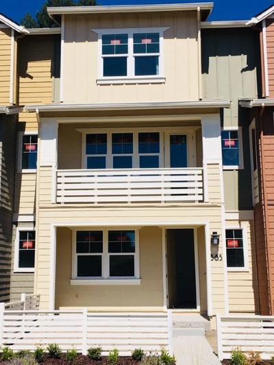 Condo/Townhouse For Sale: 383 Hansen Terrace