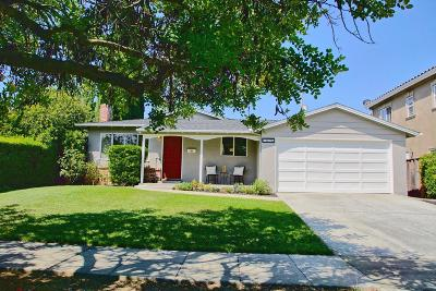 San Jose Single Family Home For Sale: 1071 Avondale Street