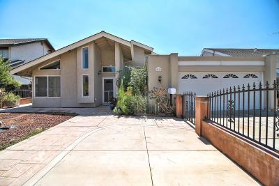 San Jose Single Family Home For Sale: 3238 Orange Street