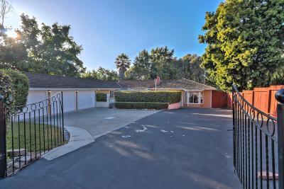 Fremont Single Family Home For Sale: 3207 Washington Boulevard