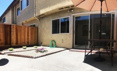 San Jose Condo/Townhouse For Sale: 2383 Antelope Drive