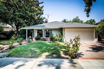 Palo Alto Rental For Rent: 554 Hilbar Lane