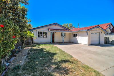 San Jose Single Family Home For Sale: 1307 Cathay Drive