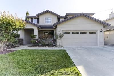 Fremont CA Single Family Home For Sale: $1,788,000