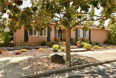 San Jose Single Family Home For Sale: 6659 Winterset Way