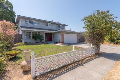 San Jose Single Family Home For Sale: 1664 Jacob Avenue