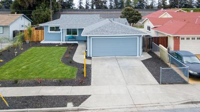 Fremont Single Family Home For Sale: 35535 Cabral Drive