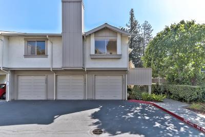 San Jose Condo/Townhouse For Sale: 2460 Kimpton Court