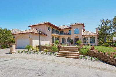Burlingame Single Family Home For Sale: 8 La Strada Court