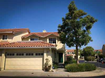 Milpitas Condo/Townhouse For Sale: 69 Brookstone Court