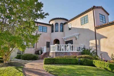San Mateo Single Family Home For Sale: 803 Harvard Road