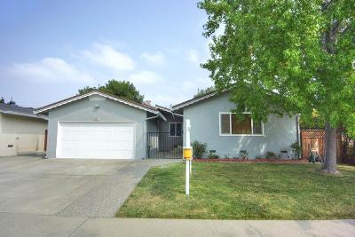 Milpitas Single Family Home For Sale: 531 Willow Avenue