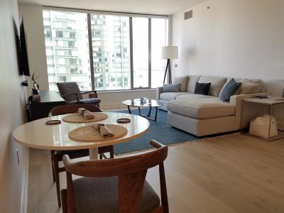 San Francisco Condo/Townhouse For Sale: 201 Folsom Street #18D