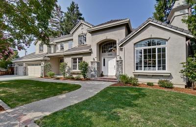 Cupertino Single Family Home For Sale: 10485 Mira Vista Road