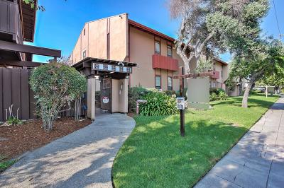 San Leandro Condo/Townhouse For Sale: 2345 Fairway Drive