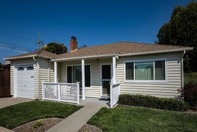 San Mateo Single Family Home For Sale: 989 Daisy Street