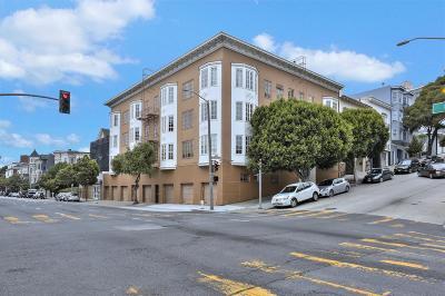 San Francisco Condo/Townhouse For Sale: 1905 Laguna Street #204